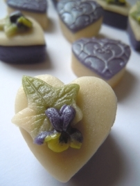Violets & Lace