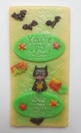 Batman Hero Marzigram Greetings Card 00173
