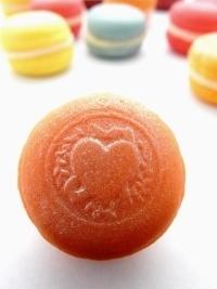Fruit Flavour Macarons