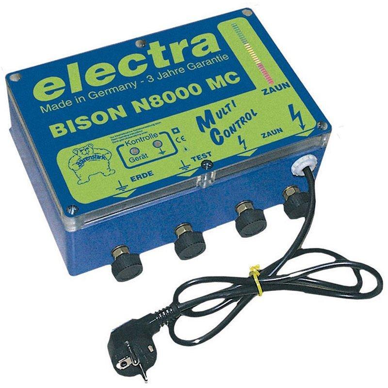 """Weidezaungerät electra """"BISON N8000 MC"""" 230V"""