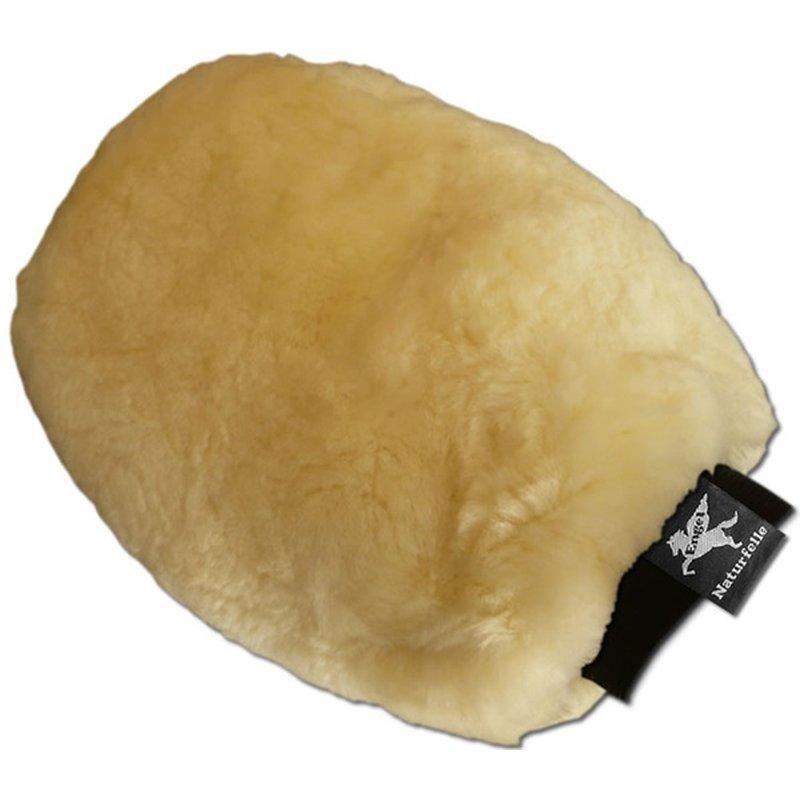 Putzhandschuh aus Lammfell