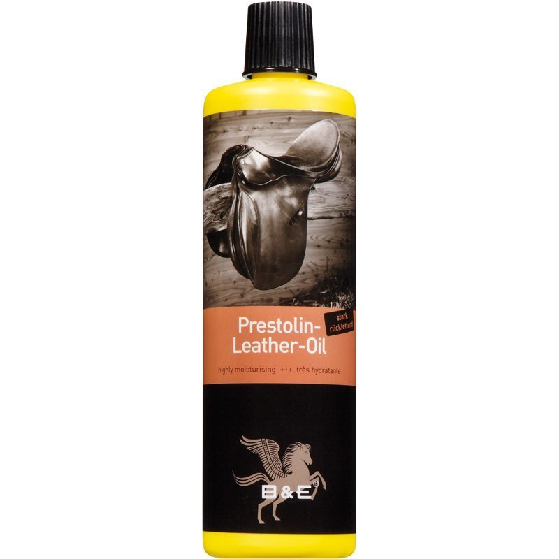 B&E Prestolin-Leather-Oil, 500ml