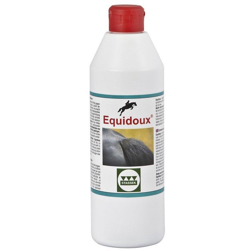 EQUIDOUX Tinktur gegen Schweif-und Mähnenscheuern, 500ml