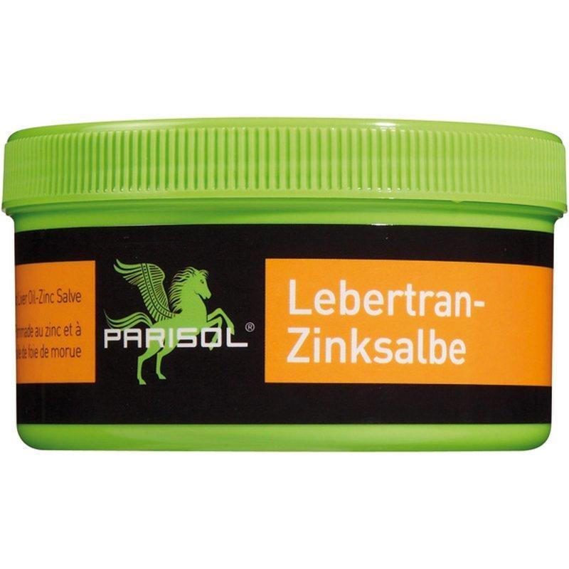Parisol Lebertran - Zinksalbe, 250g