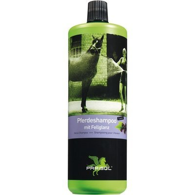Parisol Pferde-Shampoo mit Fellglanz, Cassis