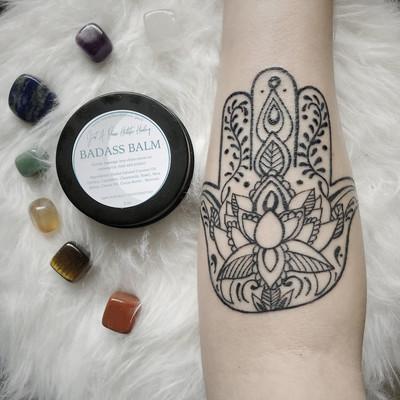 Badass Tattoo & Scar Balm