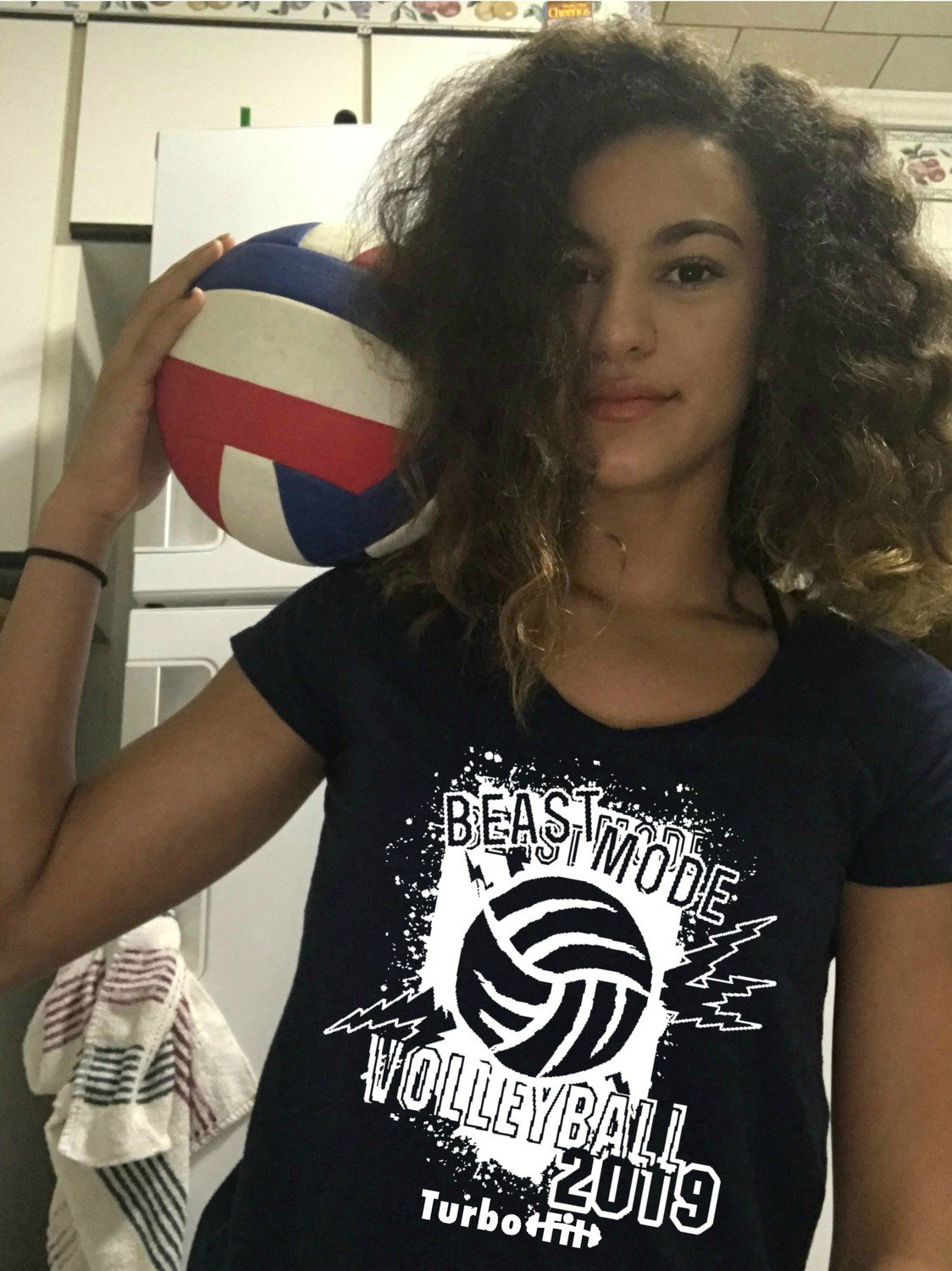 Turbo Fit Beast Mode Volleyball 2019