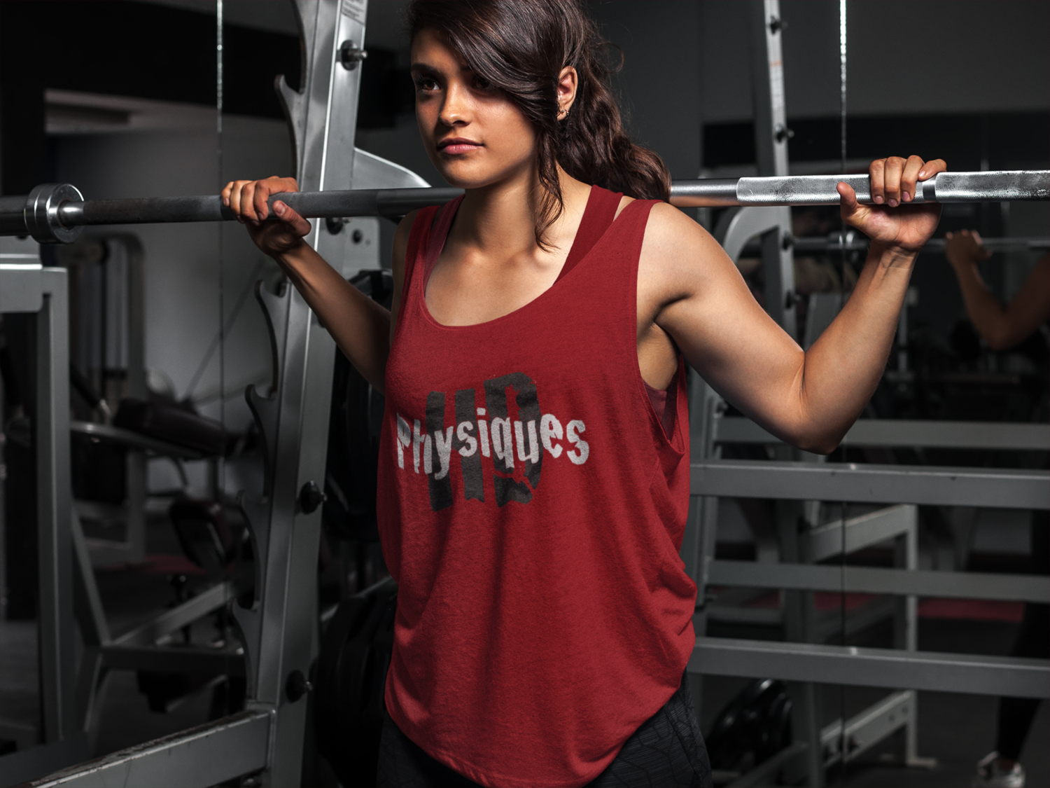 HD Physiques Unisex Tank Top