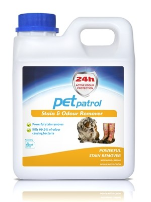 Pet Patrol Stain & Odour Remover 1L