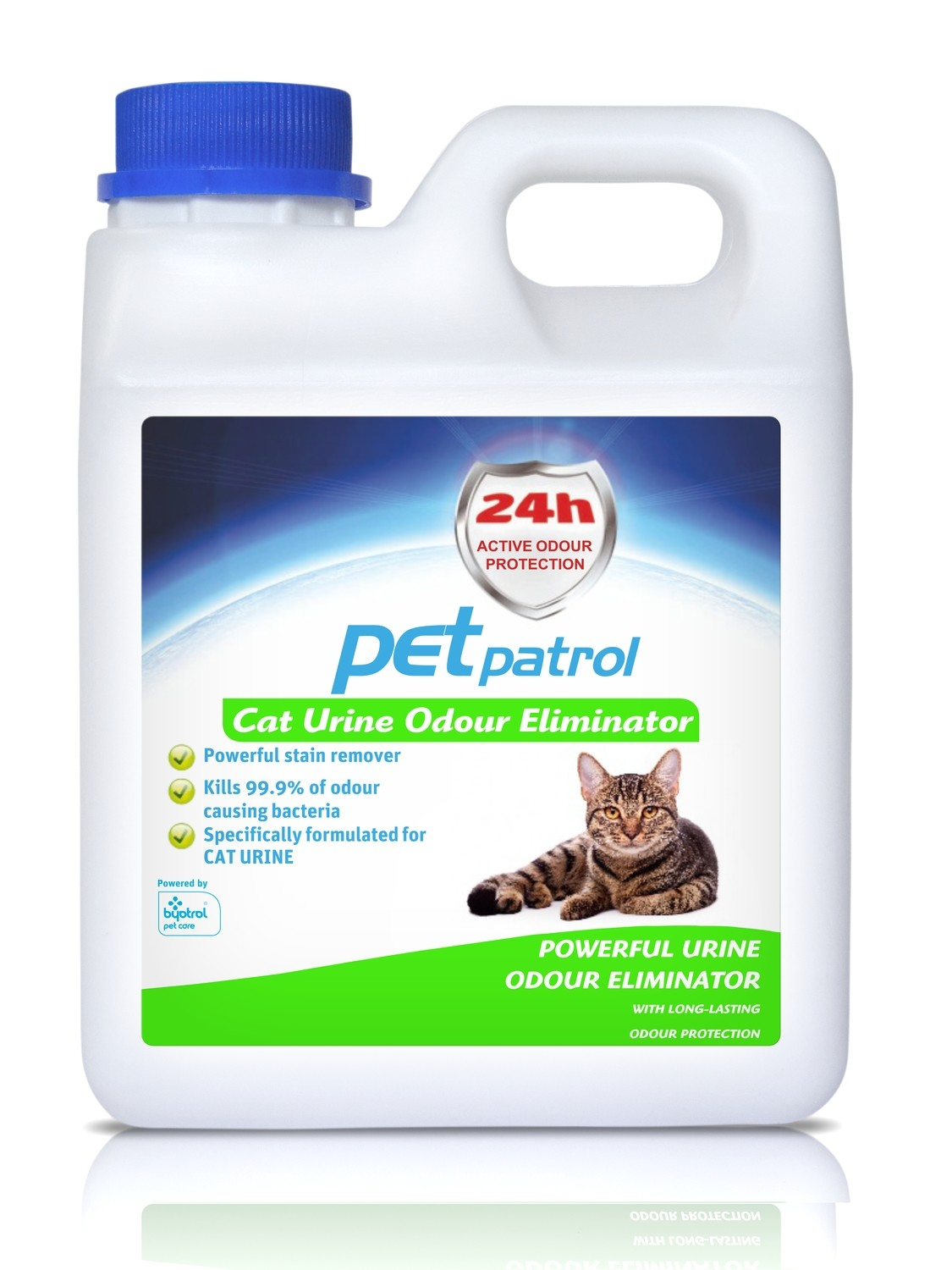 Pet Patrol Cat Urine Odour Eliminator 1L