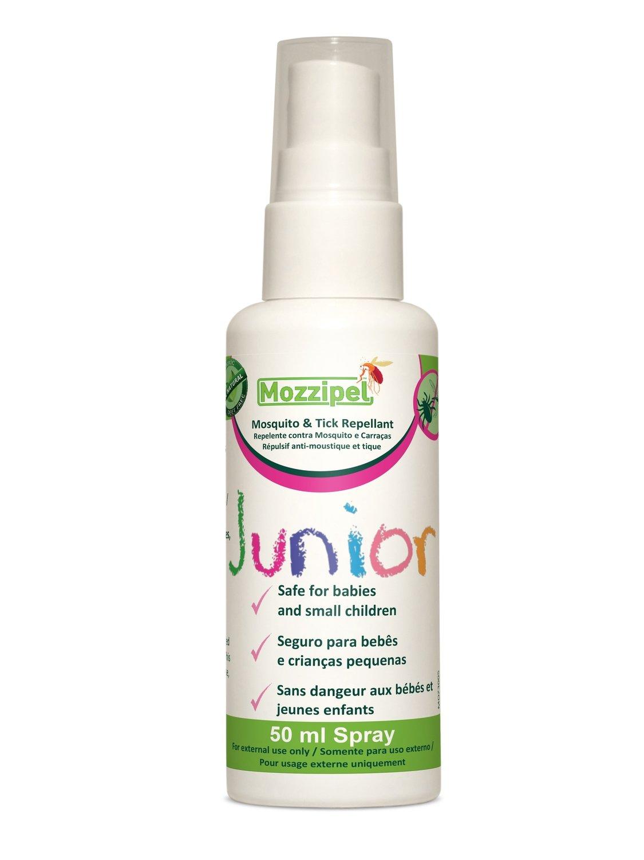 Mozzipel Natural Insect Repellent - JUNIOR 50ml