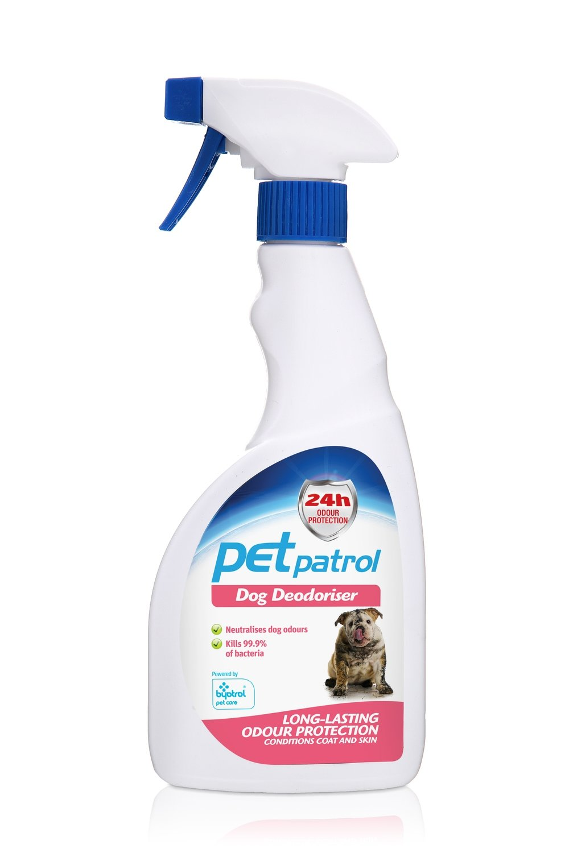 Pet Patrol Dog Deodoriser 500ml