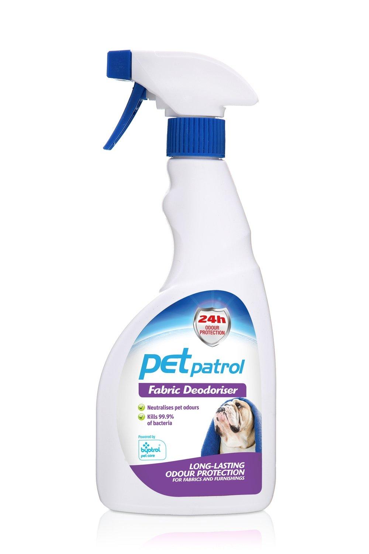 Pet Patrol Fabric Deodoriser 500ml