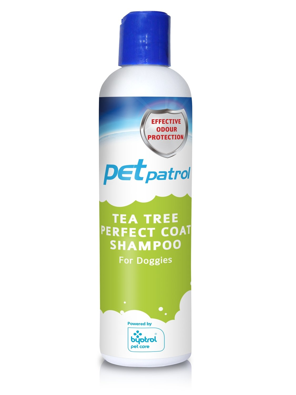 Pet Patrol Tea Tree Shampoo 250ml
