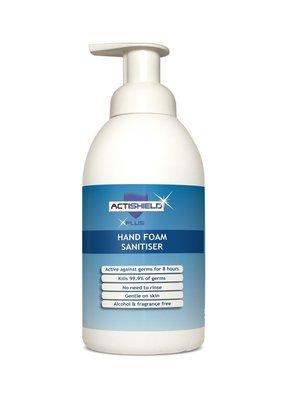 ActiShield Plus Hand Foam Sanitiser 550ml