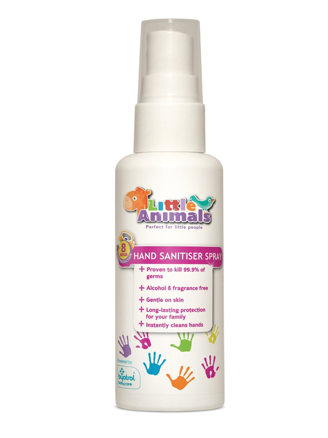 Little Animals Hand Sanitiser Spray 50ml