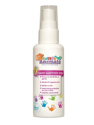 Little Animals Hand Sanitiser Spray 50ml