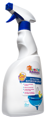 Little Animals Antimicrobial Bathroom Spray 500ml