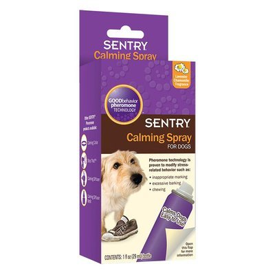 SENTRY Dog Calming Spray