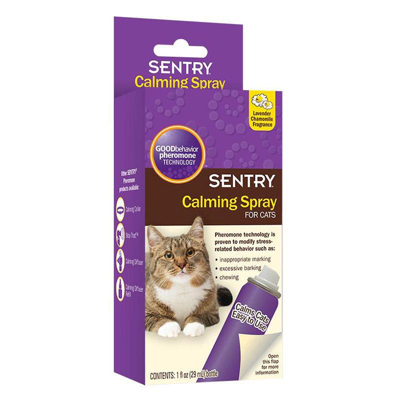 SENTRY Cat Calming Spray