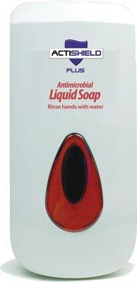 ActiShield Plus Antimicrobial Hand Foam Soap Dispenser