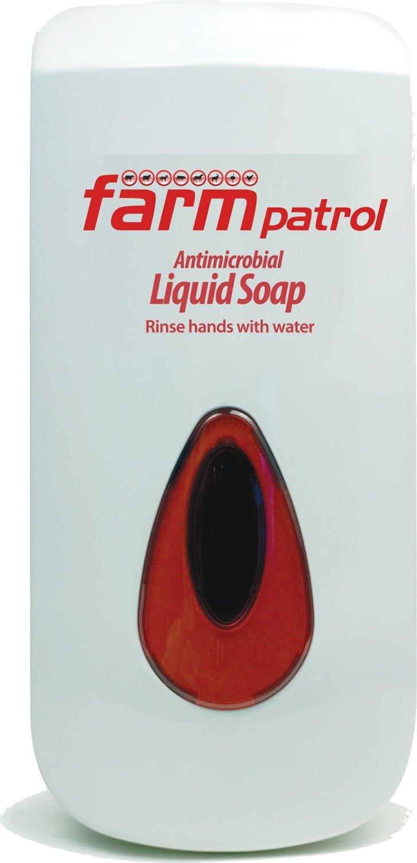 Farm Patrol Antimicrobial Hand Foam Soap Dispenser