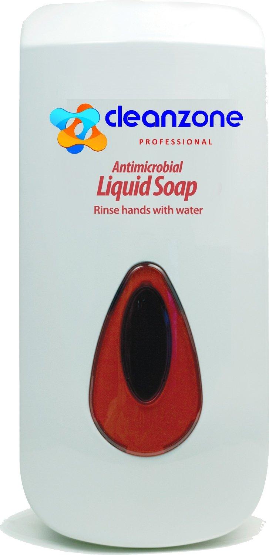 CleanZone Professional Antimicrobial Hand Foam Soap Dispenser