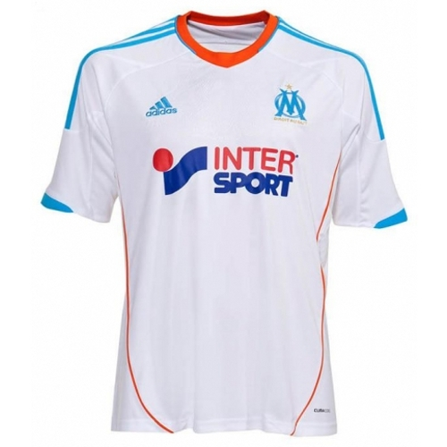 online store ccb94 06ed2 Marseille 2012/13 Home Jersey