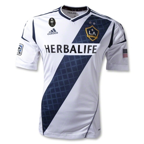 check out 29a88 91810 LA Galaxy 2012/13 Home Jersey