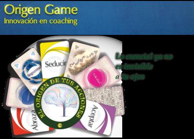 Origen Game™ (sin envio)