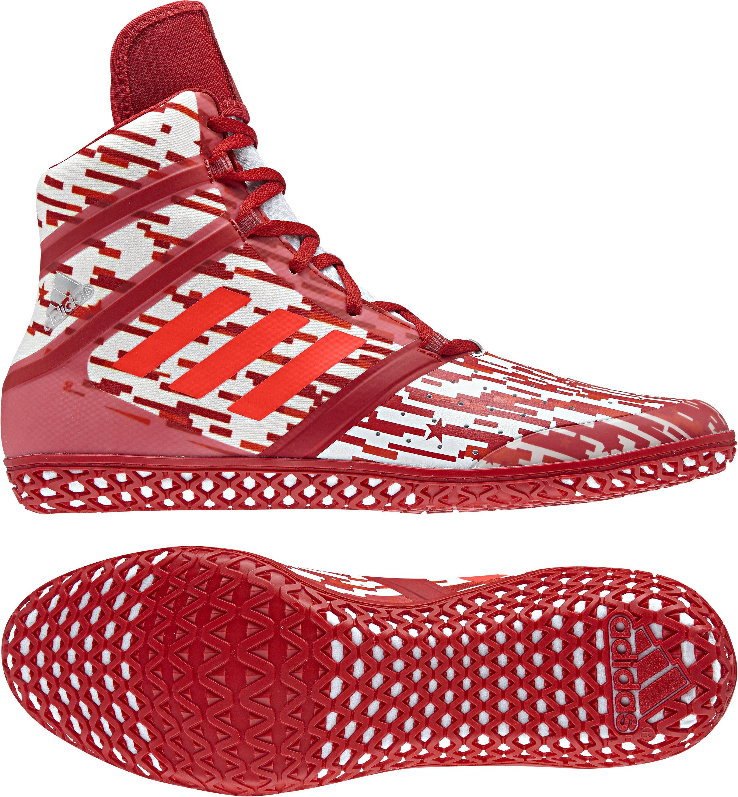 Impact Wrestling Shoe 00020