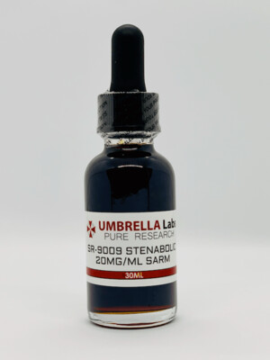 SR9009 STENABOLIC SARM - 20MG/ML - 30 ML BOTTLE