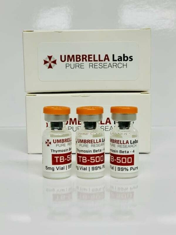 5MG TB-500 THYMOSIN BETA-4 PEPTIDE
