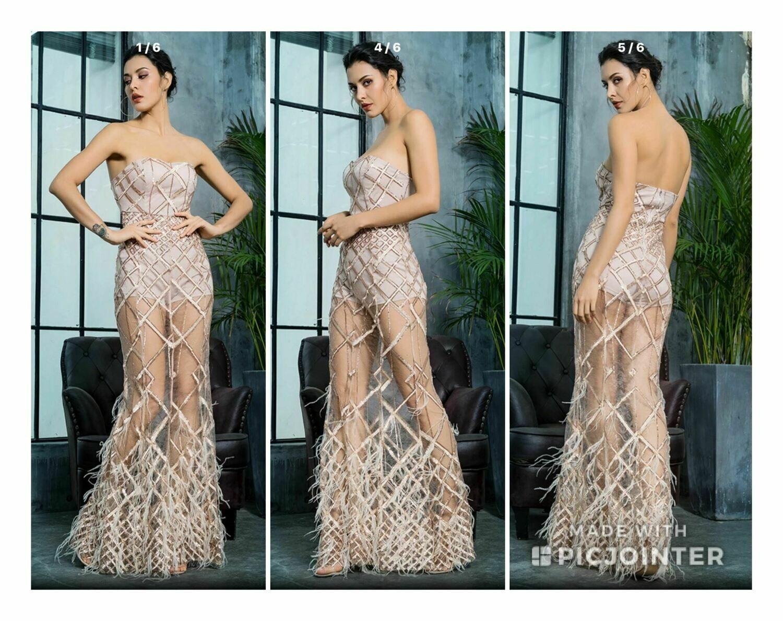 Fashion Sequins Romper