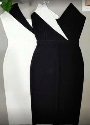 Bandage Dress
