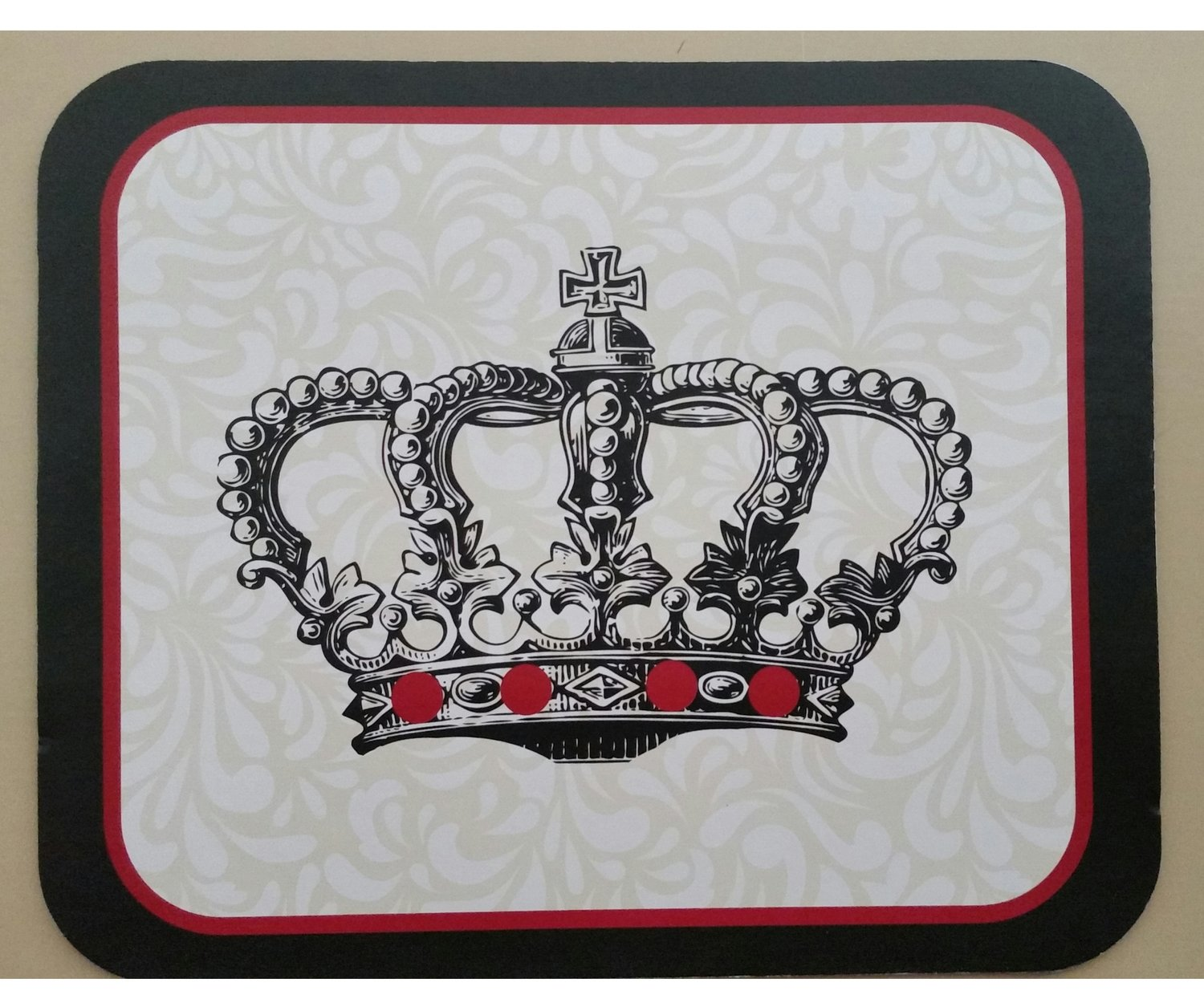 Crown MousePad
