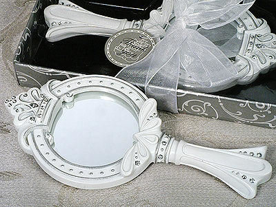 Crown Hand Mirror
