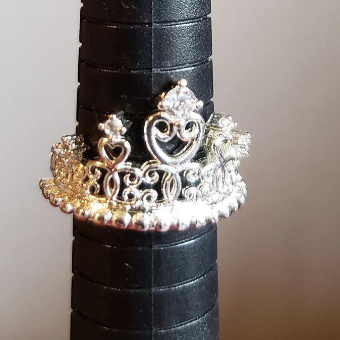 Crown Ring