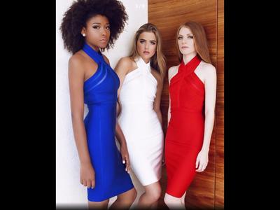 Bandage Dress - Sale