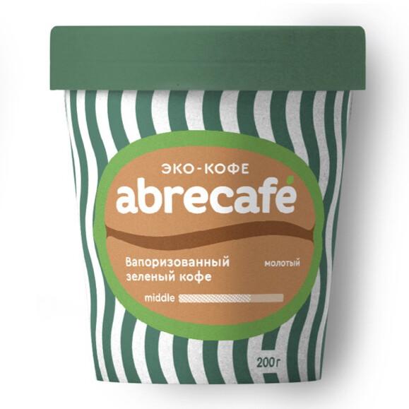 Abrecafe 400 g в эко-контейнере