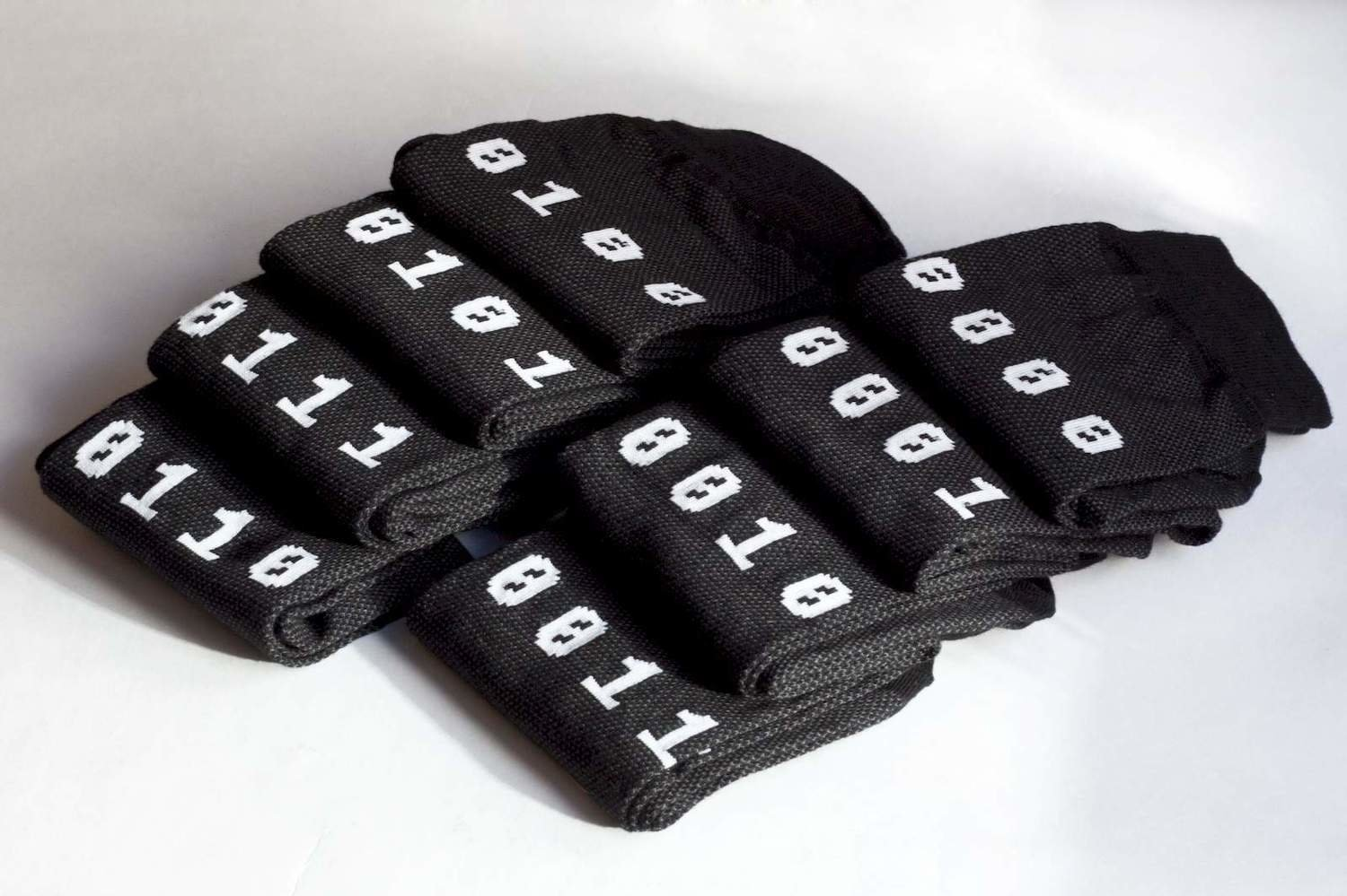 NumSocks IT Set (8 pairs in a pack)