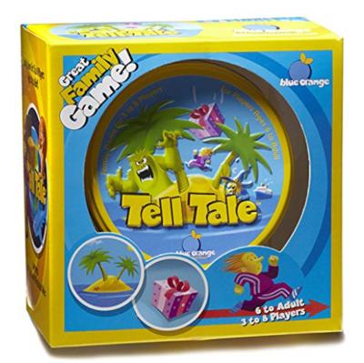 Расскажи историю (Tell tale)