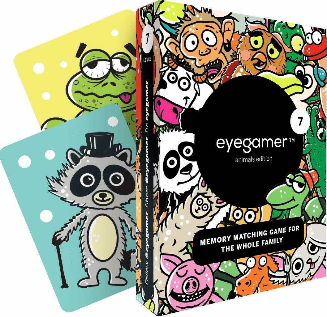 Eyegamer - Animals, Birds and Reptiles Edition