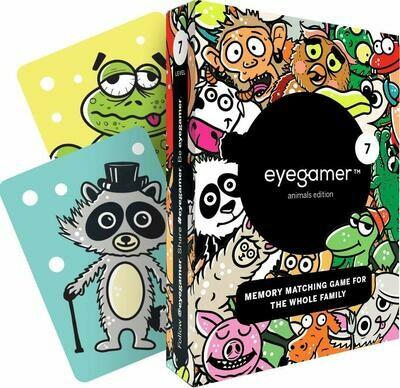 Eyegamer - Animals, Birds and Reptiles Edition