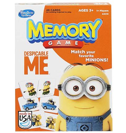 Memory Миньоны