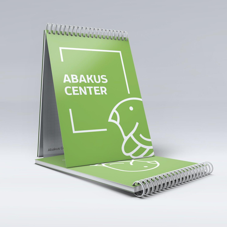 Блокнот Абакус