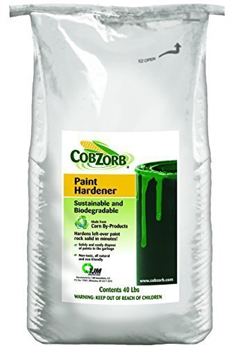 CobZorb® Paint Hardener 40 lb. bag