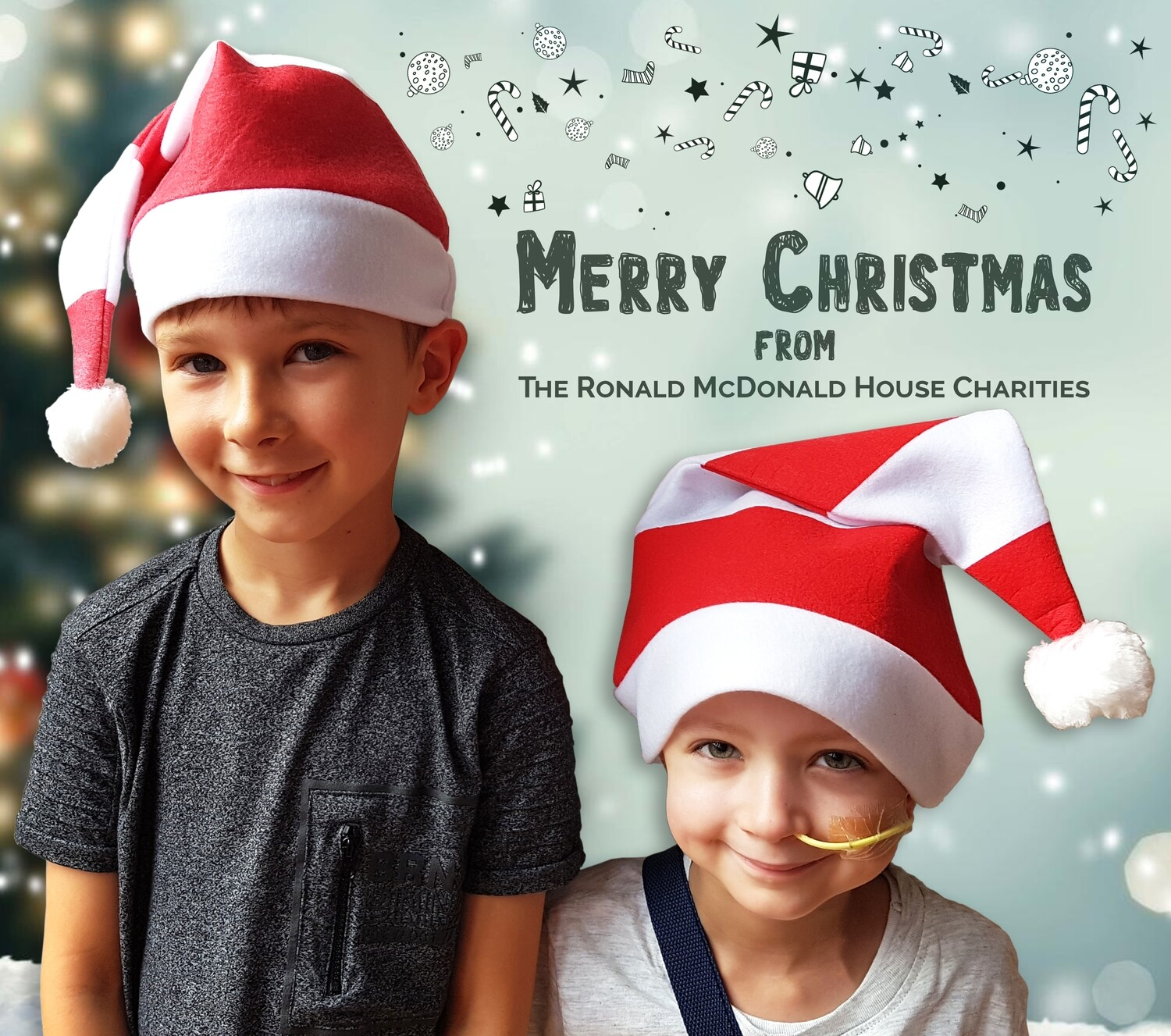 RMHC Santa Hat including postage €3