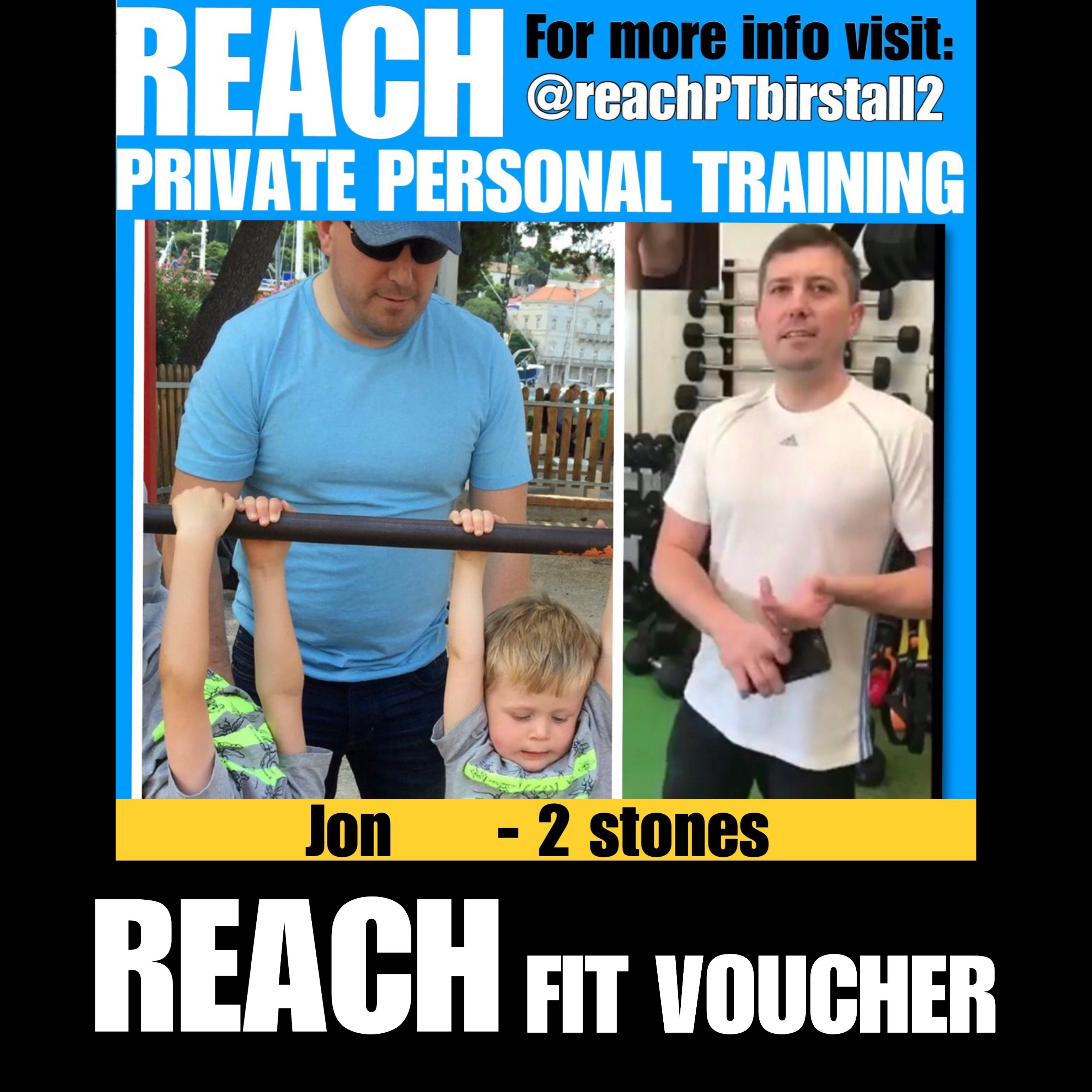 10 Personal Training Sessions (Anytime) 00000