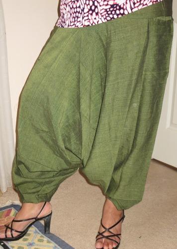 Harem Pants Cotton - Clearance